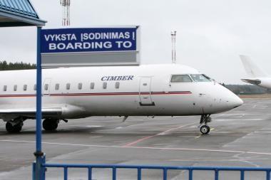 Iš Palangos oro uosto – į Turkiją