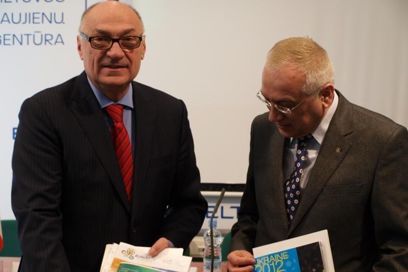 Lenkijos ambasadorius: futbolo chuliganus sutramdysime