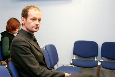 R.Žilinsko bičiulį M.Gurskį teisėjas nurodė suimti