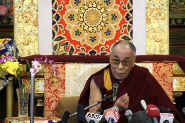 Dalai Lama - Europos Parlamento žvaigždė