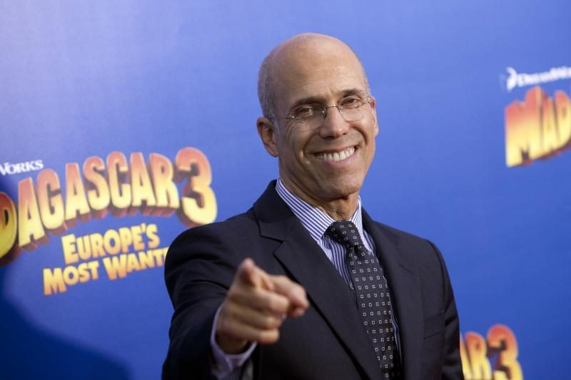 "J.Katzenbergas gaus           garbės ""Oskarą"
