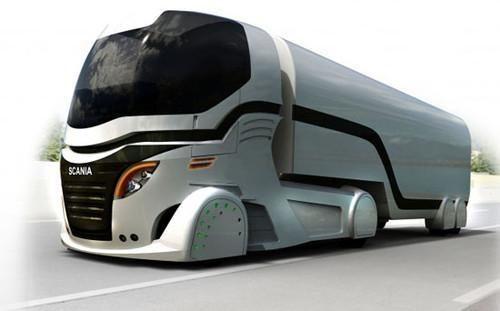 Naujomis ES taisyklėmis siekiama, kad sunkvežimiai taptų saugesni