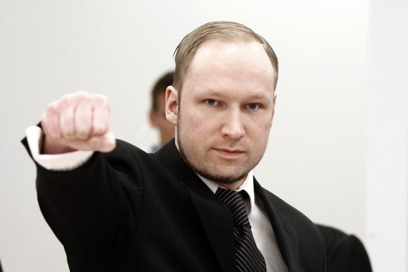 A.B.Breivikas atsisako kalbėti apie ryšius su nacionalistais