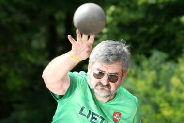 Vilniuje bus rengiama miesto olimpiada