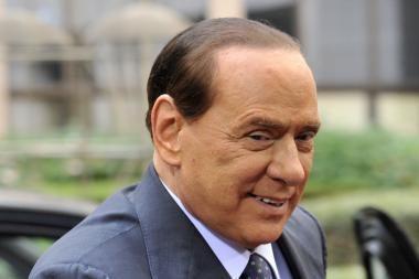Italija nepasitiki S.Berlusconio valdymu?