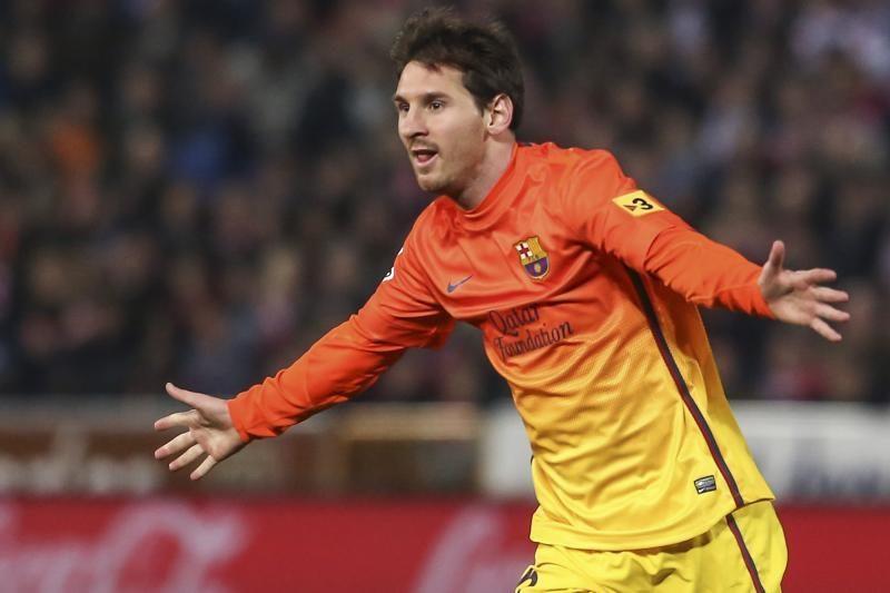 """L. Messi tikrai žais prieš """"Bayern"""" jau pirmosiose rungtynėse"""