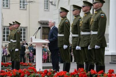 Lietuva mini Valstybės dieną