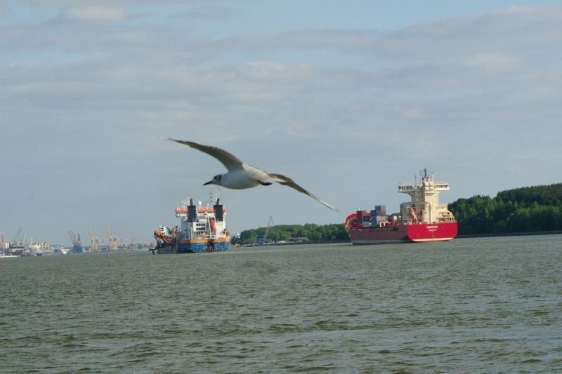 Klaipėdos uoste, laive mirė kapitonas