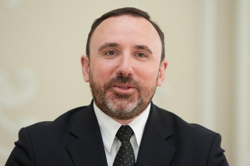 A.Gelūnas: susitarti su PST dėl Valdovų rūmų tikimasi taikiai