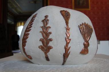 Vietoj K.Vasiliausko sūpynių - lauko akmuo