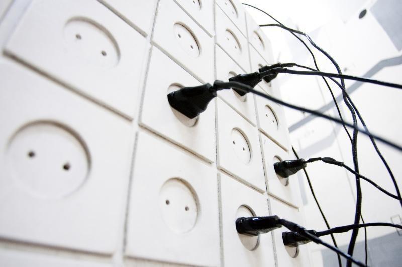 Klaipėdietės radinys rozetėje – pasiklausymo įranga