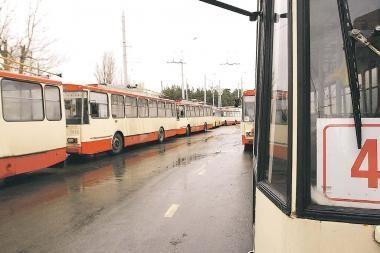 Šventės: kaip važiuos viešasis transportas?
