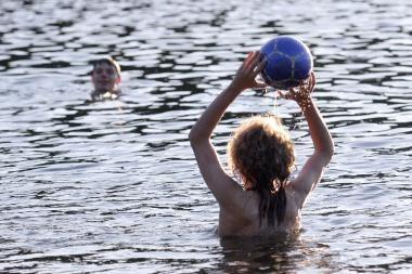 Maudytis draudžiama Kulautuvos karjere ir Dubysos upėje