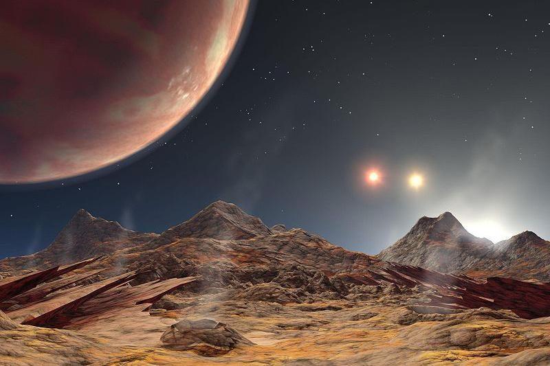 Gyvybę Žemėje kitos civilizacijos galėtų aptikti stebėdamos Mėnulį
