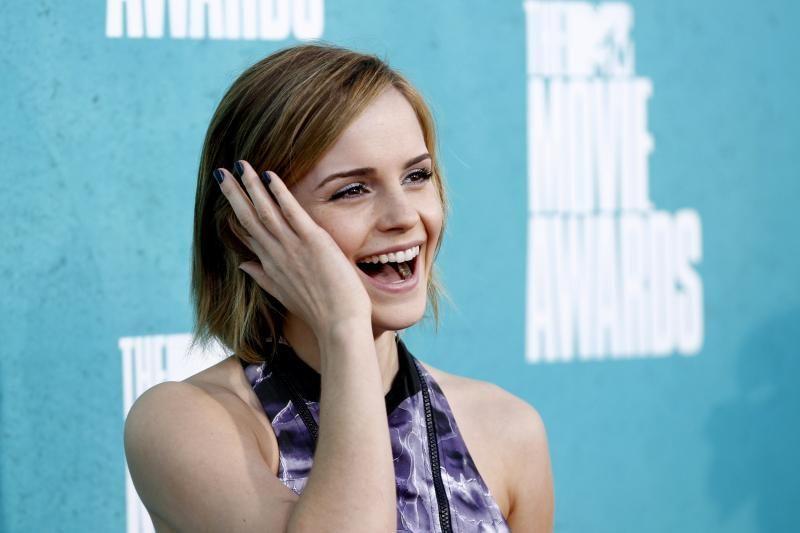 Emma Watson prisipažino, kad drovisi gerbėjų