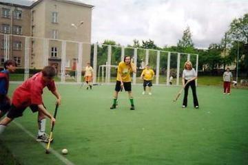 Olimpinė sporto diena Vilniuje