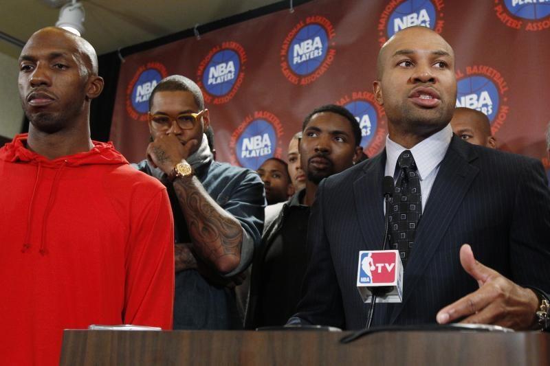 Žaidėjai atmetė pasiūlymą, NBA sezonas žlunga