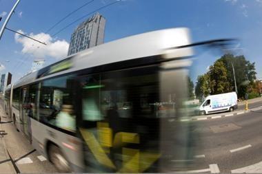 Nuo rugsėjo keičiasi Vilniaus viešojo transporto tvarkaraščiai
