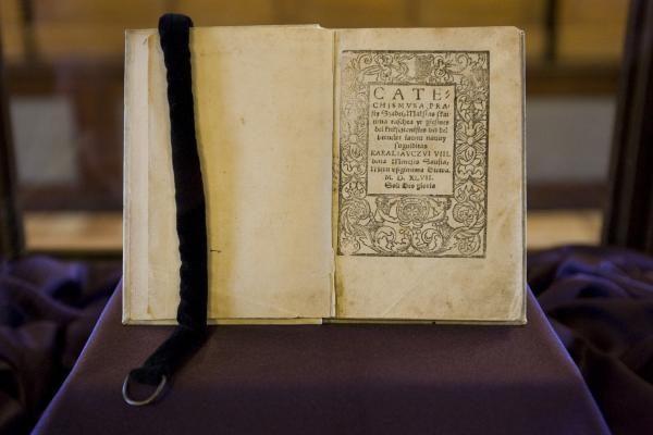 VU biblioteka kviečia minėti 440-ies metų sukaktį