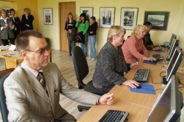Plačiajuostis internetas - į atokiausius kaimus?