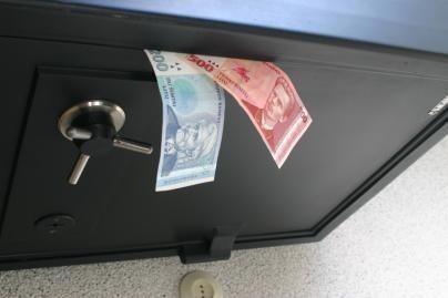 Iš bendrovės Vilniaus rajone dingo keturi seifai su pinigais