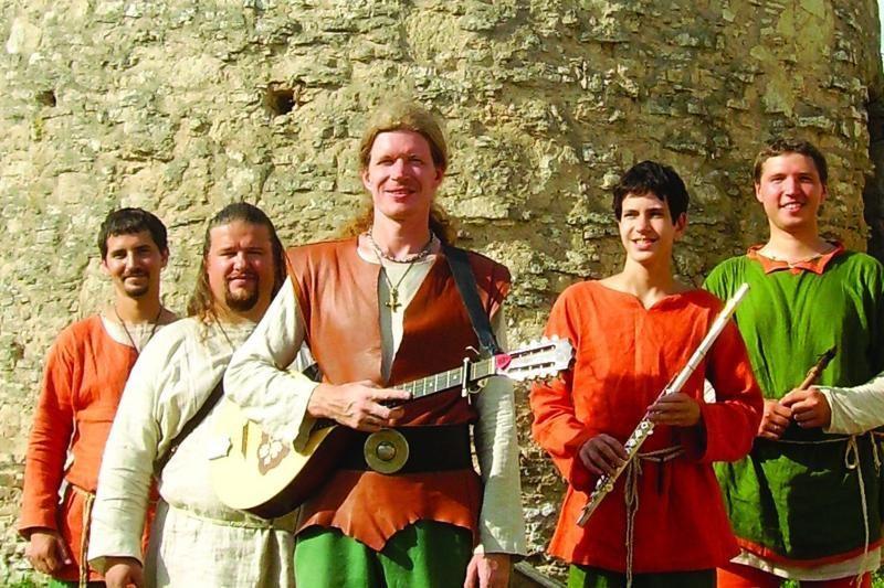 Klaipėdoje liesis airiško ir skandinaviško folkroko garsai