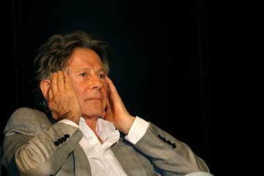 JAV Romano Polanskio nepaliks ramybėje