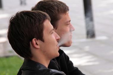 Neringoje norima uždrausti rūkyti nepilnamečiams