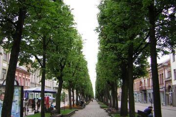 Kaunas ištuštėjo