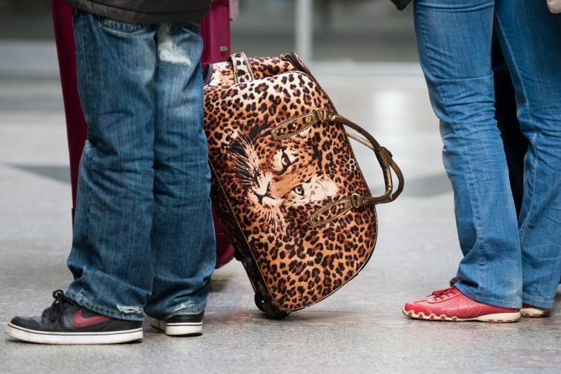 Sumažėjo norinčių Lietuvoje gyventi užsieniečių