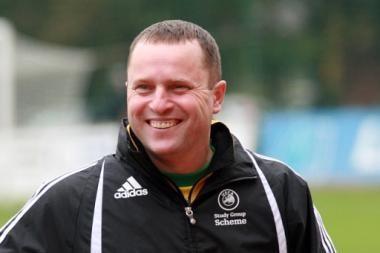 Lietuvos futbolo jaunimo (iki 19 metų) rinktinei vadovaus D.Kančelskis