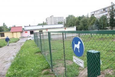 Šunų išmatų valymui – 10 tūkst. litų