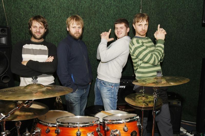 """Klaipėdiečių grupė """"Atika"""": dainos iš širdies – į gyvenimą"""