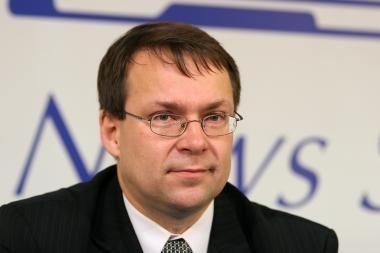 Lietuviui patikėtas tarptautinės kredito unijų organizacijos prezidento postas