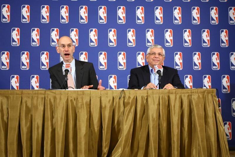 Krepšinio sirgaliai laukia NBA lokauto pabaigos