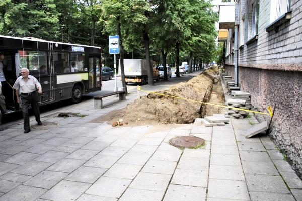 Klaipėdos senamiesčiui – geresnis elektros tiekimas
