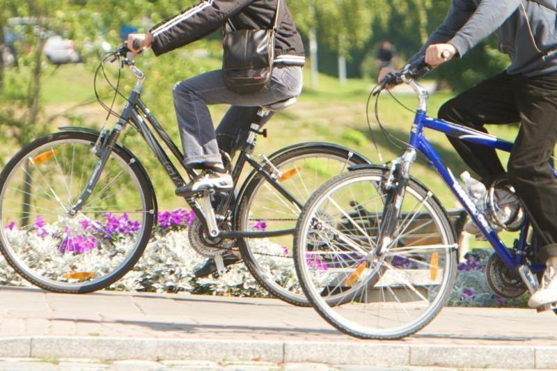Per reidus Alytaus ir Marijampolės apskrityse įkliuvo dešimt neblaivių dviratininkų