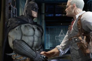 """""""Batman: Arkham Asylum"""" tęsinys bus"""