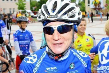 E.Pučinskaitė vejasi dviračių lenktynių lyderes