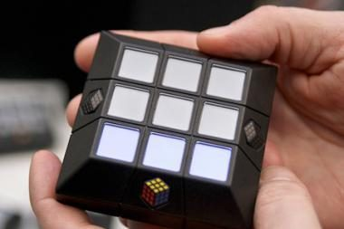 Rubiko kubo gimtadieniui – elektroninė versija