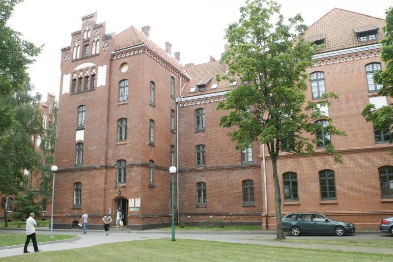 Klaipėdos universitete - du nauji garbės daktarai
