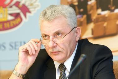 I.Degutienė neskubės teikti Seimui A.Salamakino atsistatydinimo