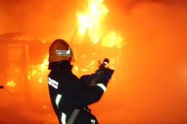 Padaręs daug pažeidimų Kauno rajono ugniagesių vadas atsipirko nuobauda