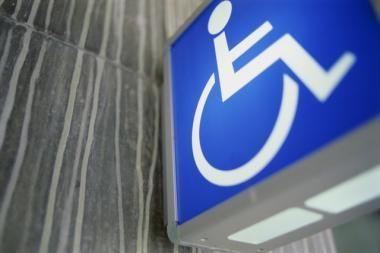 Nuolatinė slauga - ne visiems sunkios negalios vaikams