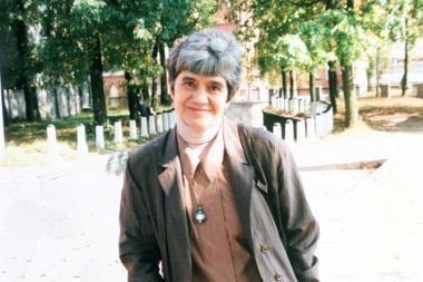 A.E.Puišytė: tautai poetai reikalingi istorijos kryžkelėse