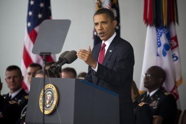 JAV pradėjo naują Irako misiją - operaciją
