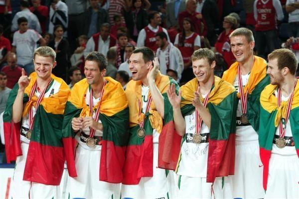 Krepšinio rinktinės uždavinys – žaisti finale ir kovoti dėl aukso medalių