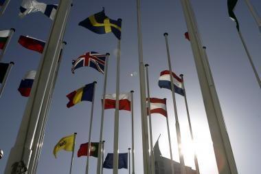 ES pripažinta pasauliniu lyderiu kovojant su klimato atšilimu
