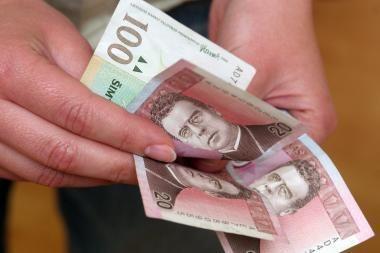Biudžeto pinigai partijoms – skoloms dengti