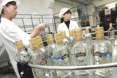 """""""Stumbras vodka"""" stiprina savo pozicijas užsienio rinkose"""
